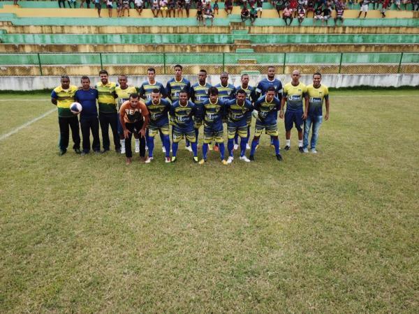 Seleção ganduense de futebol vence Teolândia e avança para a próxima fase da Copa Intervale.