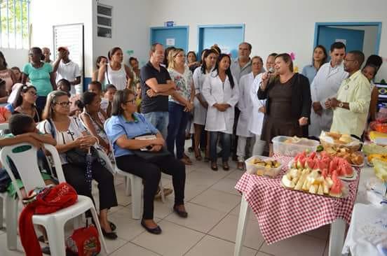 Posto Médico Odontológico da feira livre comemora 9º aniversário.