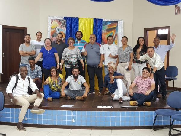 Secretaria de Cultura de Valença participa do primeiro Fórum de dirigentes de Cultura do Baixo Sul