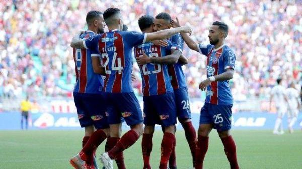 Bahia vence e assume a liderança do Grupo A na Copa do Nordeste