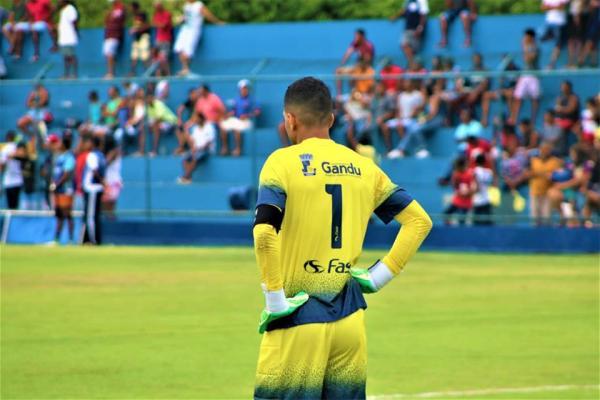 Seleção de Gandu estreia com derrota na Copa Inter Vale 2020