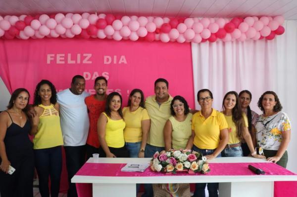 Teolândia: Mutirão de Saúde Mulher foi sucesso!
