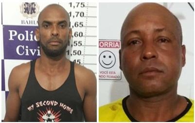 Dupla roubou um malote com R$ 53 mil; depois disse que perdeu o malote no rio.