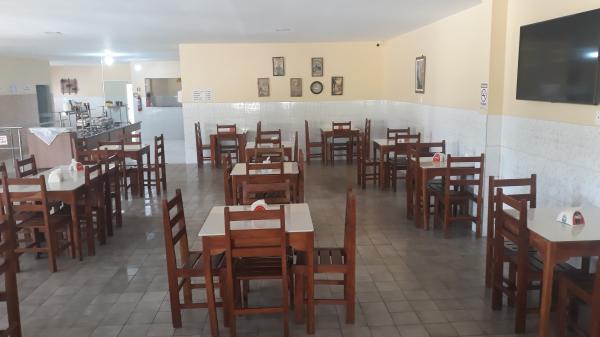 Restaurante Canto do Lazer 2 adota medidas contra o coronavírus