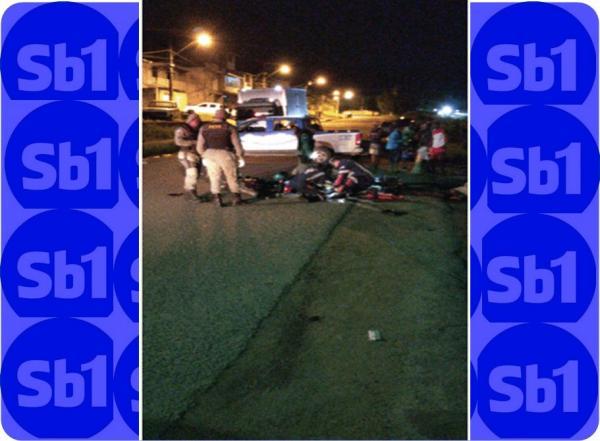 Colisão entre motos deixa 2 mortos e 2 feridos em Valença