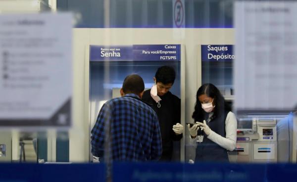 Febraban informa novo horário de funcionamento de agências bancárias