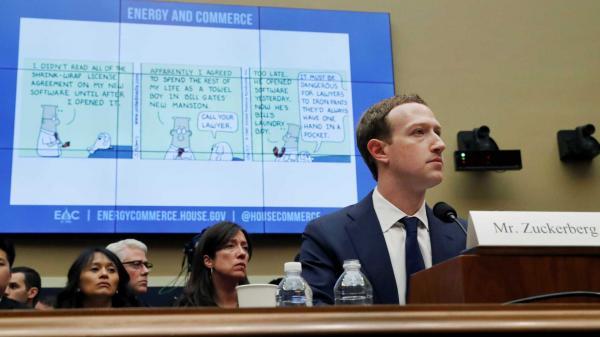 Facebook: dias de glória já chegaram ao fim, diz historiador britânico.
