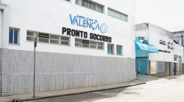 Paciente é atendido no pronto socorro de Valença com crises respiratórias