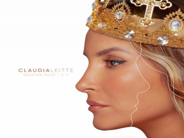 Claudia Leitte lança novo albúm
