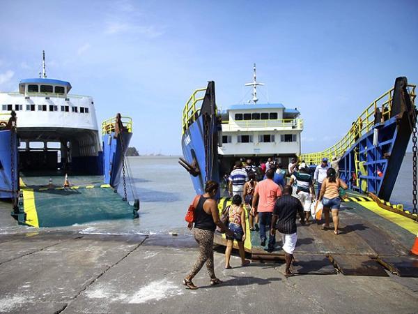 Rui suspende viagens de ferry-boat durante a Semana Santa