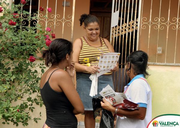 Prefeitura inicia Campanha contra mosquito da Dengue no Bairro do Tamarineiro