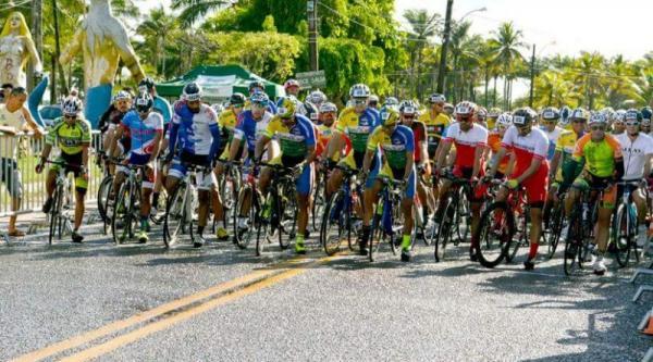 Terceira etapa do campeonato baiano de ciclismo é realizada no Guaibim