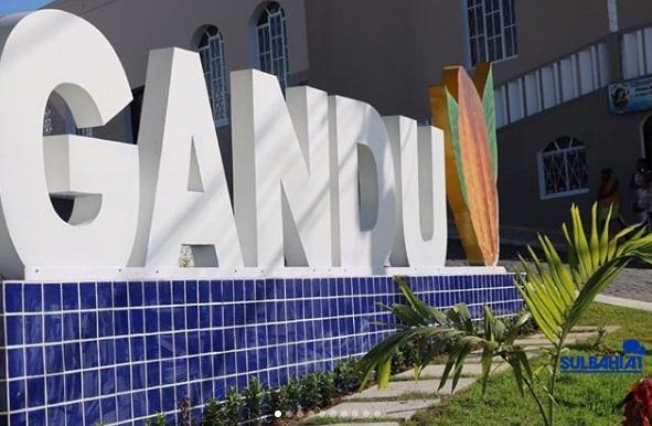 Gandu: novo decreto fecha comércio por 15 dias