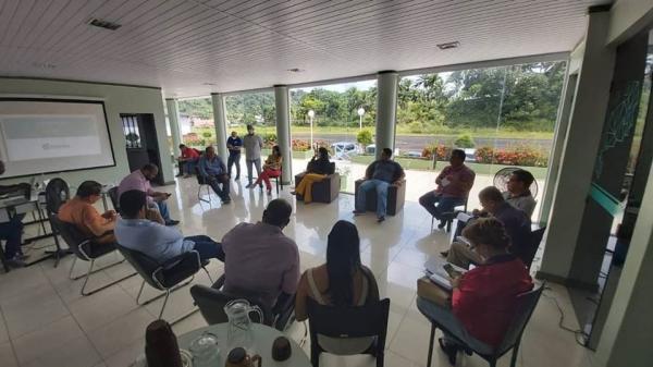 Prefeitos do Baixo Sul se unem para montar estrutura visando o combate ao coronavírus