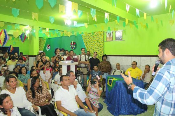Cidade do Forró, Prefeitura de Gandu realiza o lançamento do São João 2018.