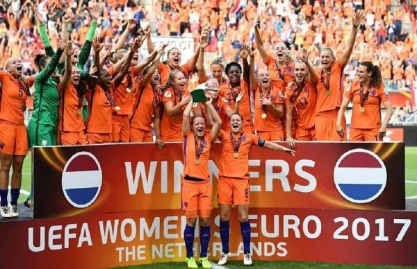 Eurocopa feminina é adiada para julho de 2022