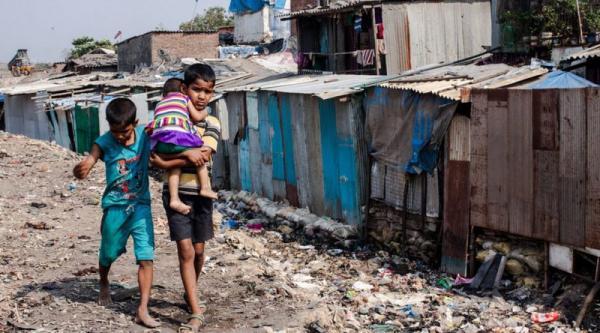 Mais de 40% dos brasileiros até 14 anos vivem em situação de pobreza.