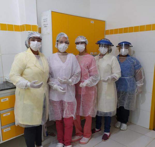 Teolândia: Manutenção de EPI nas unidades de saúde e hospital é prioridade da Prefeitura.