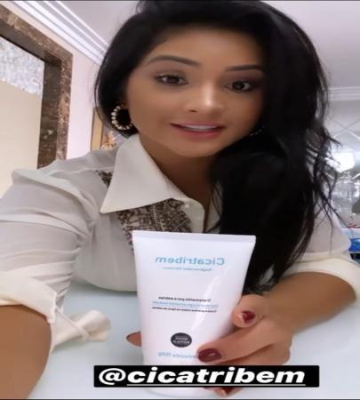 Empresa de cosmético investe no tratamento de estrias e conquista 'influencers' digitais