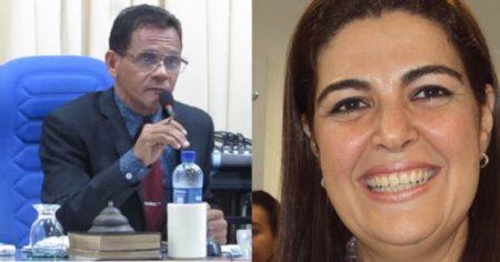 Camamu: Ioná declara que será pré-candidata a prefeita e disse que prefeito tenta comprar o PT com cargos