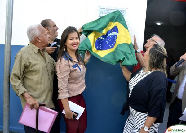 A Prefeitura de Valença reinaugura o Centro de Reabilitação para Crianças Especial