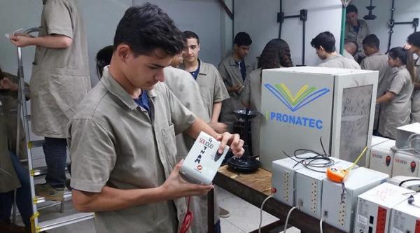 Secretaria da Educação divulga selecionados para as 6.710 vagas em cursos do Pronatec