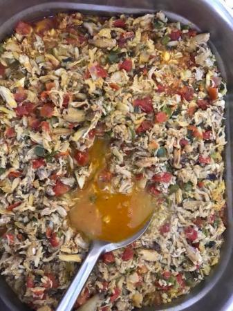 Comida baiana é destaque no Restaurante Canto do Lazer 2.