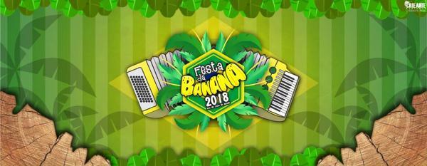 Prefeito do município de Teolândia divulga as atrações da Festa da Banana 2018