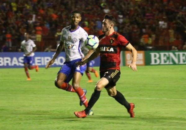 Bahia não reage e perde por 2x0 para o Sport