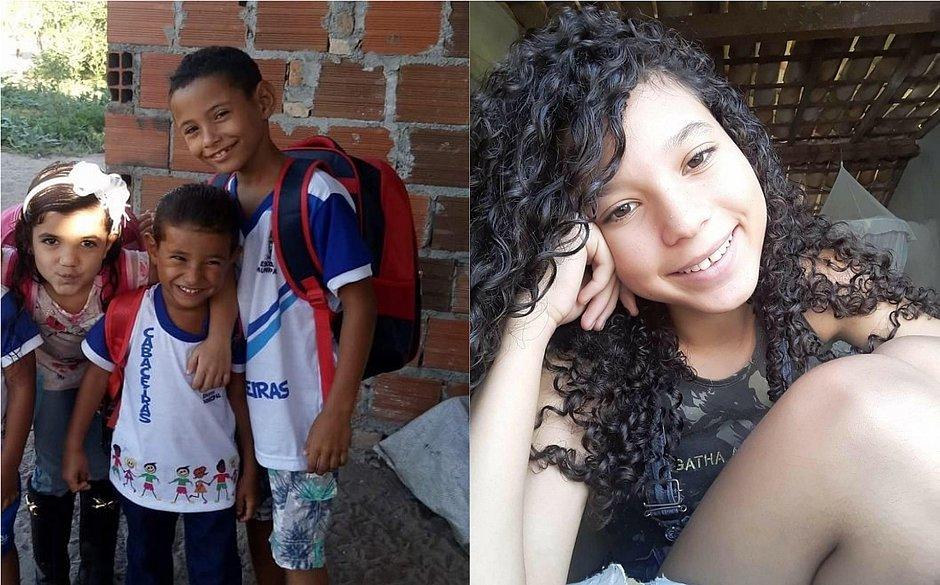 Quatro crianças da mesma família estão desaparecidas após barco virar em Cabaceiras