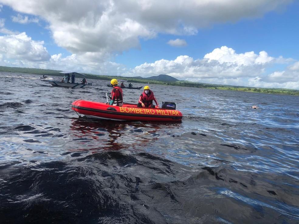 Localizado últimos dois corpos que sumiram após embarcação virar em Cabaceiras