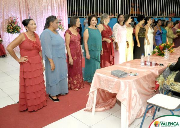 Em fotos, Primeiro Concurso Miss Fitness da melhor idade é realizado em Valença