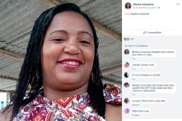 Mulher morre após ser atingida por carro e brutalmente espancada.