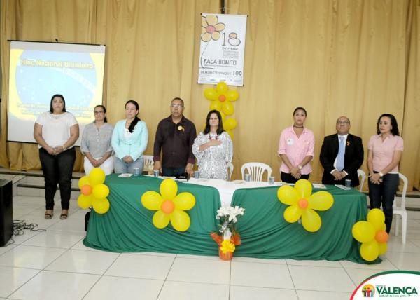 Prefeitura Municipal de Valença realizou III seminário sobre combate ao abuso e à exploração sexual de crianças e adolescentes.