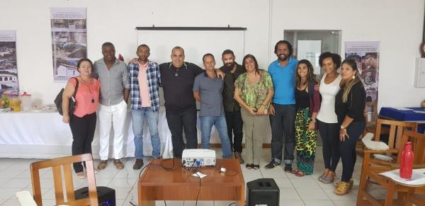 Gandu participa de mais um Encontro Regional de Cultura em Ituberá.