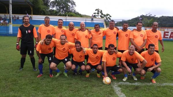 Resultado da 3ª rodada do Campeonato de Veteranos de Gandu.