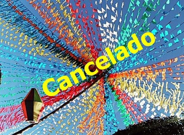 São João fica ameaçado em cidades baianas; eventos foram cancelados.