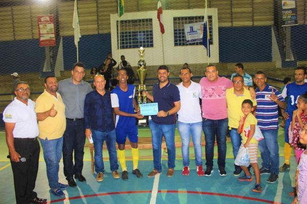Com o apoio da prefeitura, chega ao fim o Campeonato de Futsal Inter Igrejas 2018.