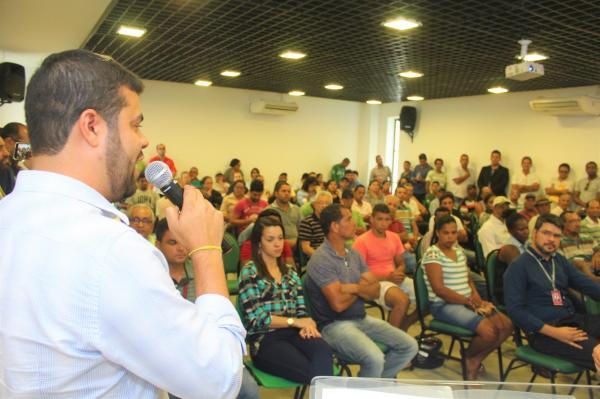 Prefeitura de Gandu garante aos agricultores do município isenção de dívidas com o Banco do Nordeste.