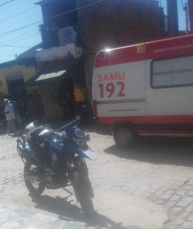Adolescente de 15 anos mata padrasto a facadas em Ilhéus