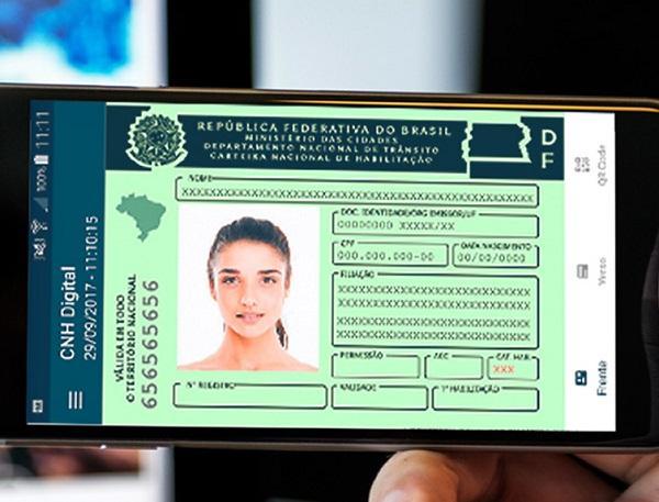 CNH digital começa a valer na próxima semana na Bahia