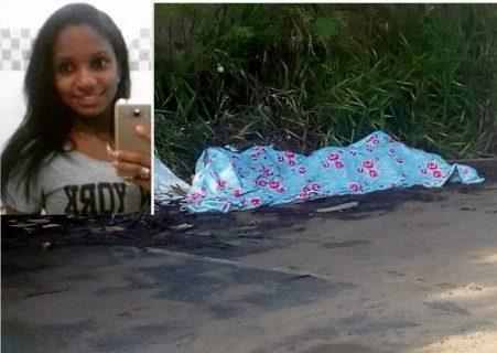 Com filho no colo, jovem de 21 anos é morta a pauladas e facadas pelo ex-companheiro