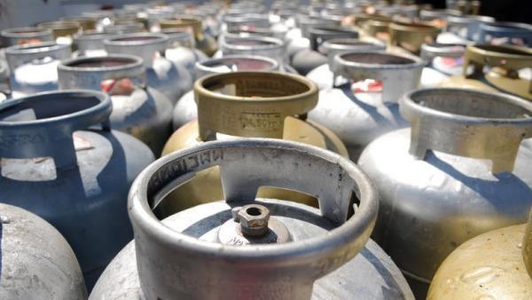 Petrobras sobe o preço do gás de cozinha em 4,4% nas refinarias