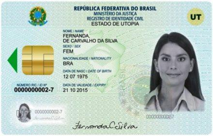 Correios vão emitir documento Nacional Único de Identidade