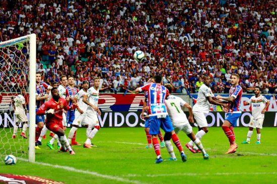 Bahia não consegue vencer o Sampaio Corrêa e deixa título escapar