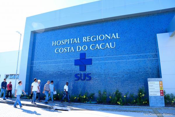 Em Ilhéus, funcionários do Hospital da Costa do Cacau com salários atrasados