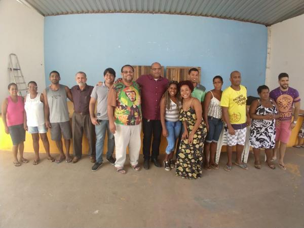 Roberto Gondim recebe apoio no Sul da Bahia e segue crescendo.