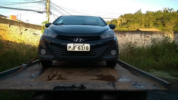 Em operação, 60 CIPM/Gandu recumpera veículos roubados