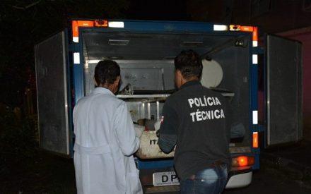 Em Itabuna, três corpos são encontrados carbonizados dentro de carro.