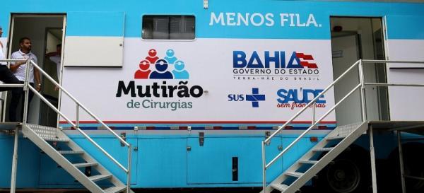 Sul da Bahia recebe Mutirão de Cirurgias a partir de segunda-feira